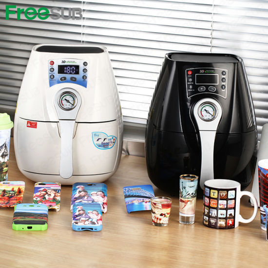 Mini 3D Vacuum Sublimation Machine for Phone Case Mug Printing (ST1520-B)