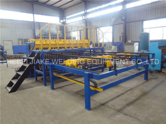 Ribbed Steel Bar Mesh Welding Machine 5-12mm pictures & photos