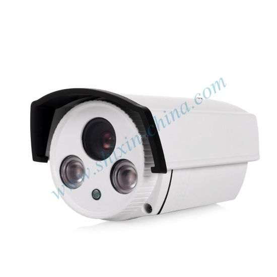 1//3 SONY CCD Vandalproof In//Outdoor Bullet Security Camera 800TVL Dual Array 6mm