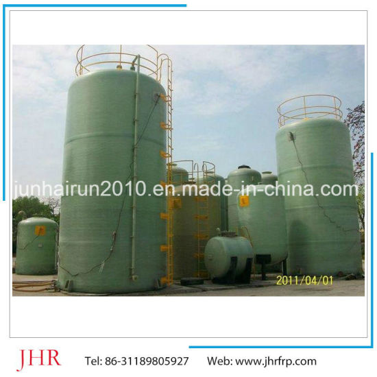 FRP Fiberglass Storage Tank Hydraulic Oil Fuel Tank pictures & photos