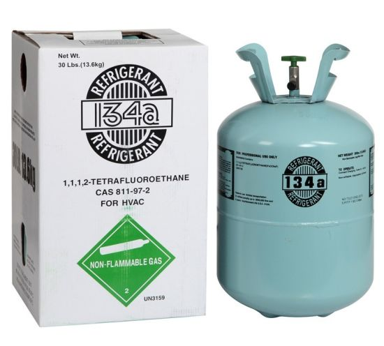 Auto Air Conditionning Refrigerant Gas Pure 100% R22