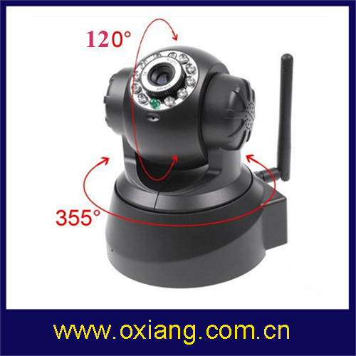 300k Pixels 720p HD P2p Onvif PTZ WiFi IP Camera pictures & photos