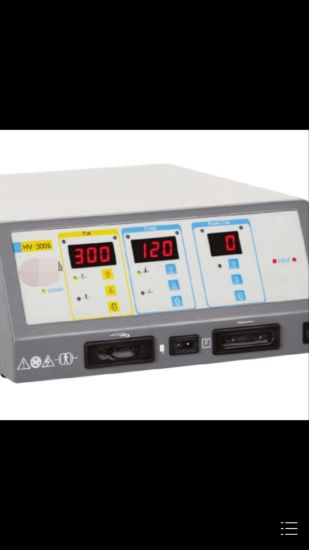 High Quality Best Price Manufacture Electrosurgical Generator pictures & photos