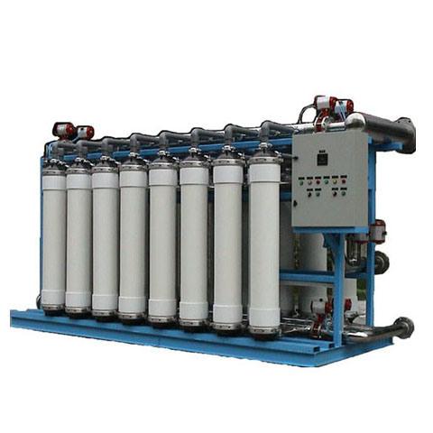 2000L/H Ultrafiltration Ceramic Membrane Filters Machine for Waste