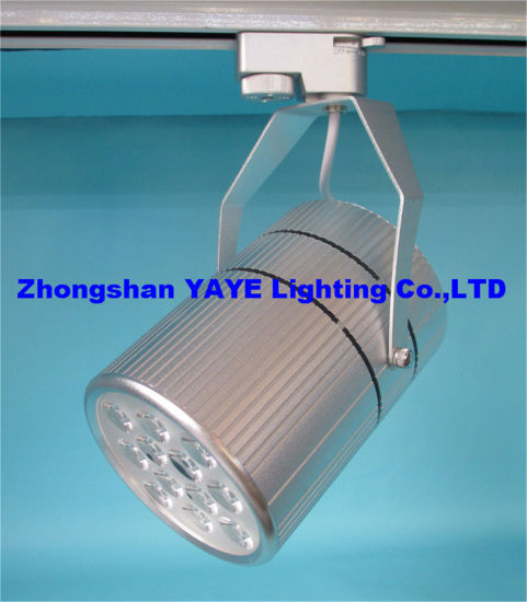 Yaye Competitive Price 2/3/4-Wires 12W LED Track Light with CE/RoHS pictures & photos