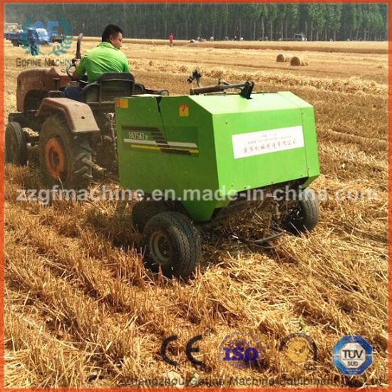 China Tractor Driven Round Hay Baler - China Round Baler