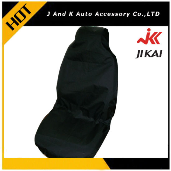 Wondrous Waterproof And Dust Resistanet Black 600D Pvc Backing Car Seat Cover Caraccident5 Cool Chair Designs And Ideas Caraccident5Info