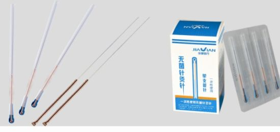 Tcm Acupucture Needle with Copper Handle pictures & photos