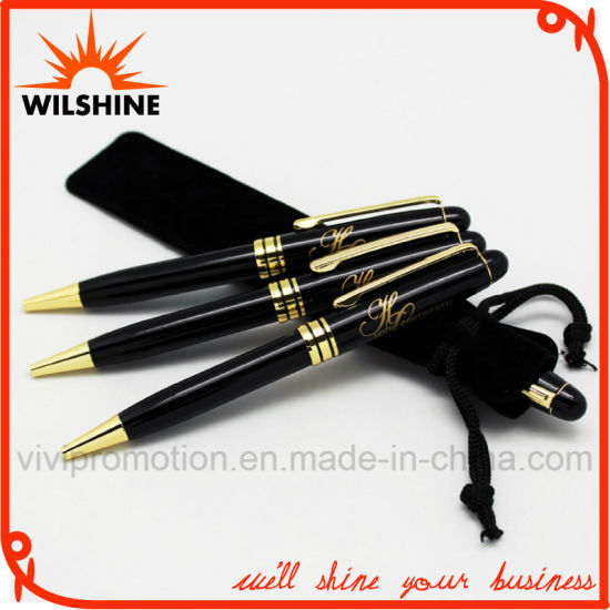 Promotion Metal Ball Pen for Promotional Logo Printing (BP0028A)
