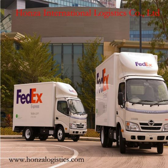 DHL UPS TNT FedEx Express From Shanghai to USA pictures & photos