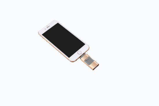 Apple USB Stick|iPhone Memorie Pen Drive|USB Flash Drive OTG004 (Sengston)
