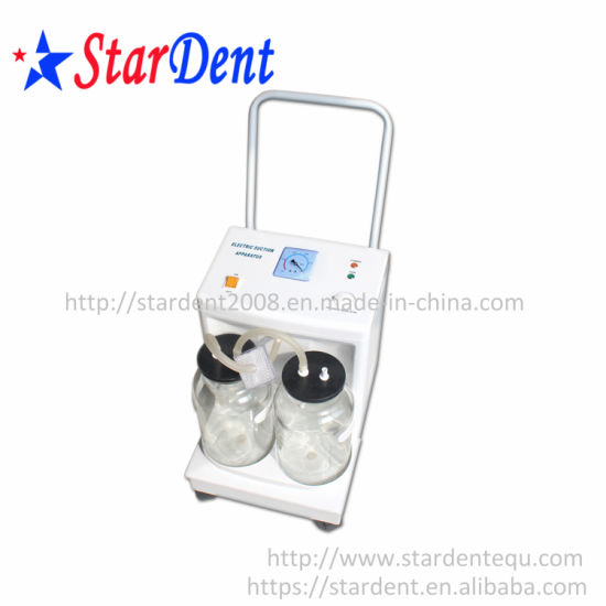 Hospital Equipment of Dental Portable Phlegm Suction Unit pictures & photos