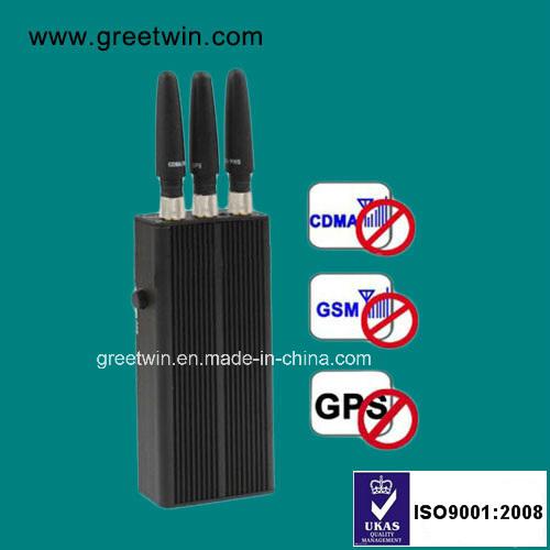 Mini Jammer /GSM Jammer/Handheld Jammer/Prison Jammer (GW-JM3)
