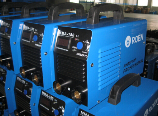 Portable Inverter IGBT Electric Arc Welding Machine pictures & photos