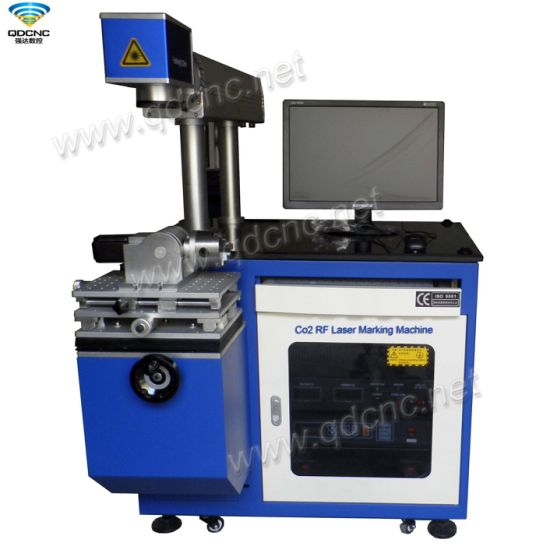 Synrad Metal Laser Tube CO2 Laser Marking Machine with 30W/60W/100W/150W/200W Qd-RF110/Qd-RF200/Qd-RF300 pictures & photos