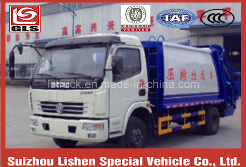 6 Cubic Meters Compactor Garbage Truck pictures & photos