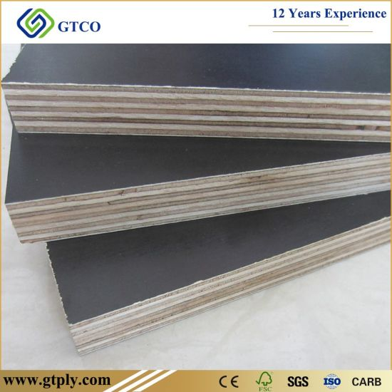 17mm F17 Structural Formply Film Faced Construction Plywood for Australia Market