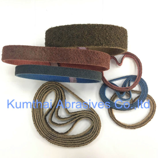 High Strength and Performance Surface Conditioning Belts (SCB)