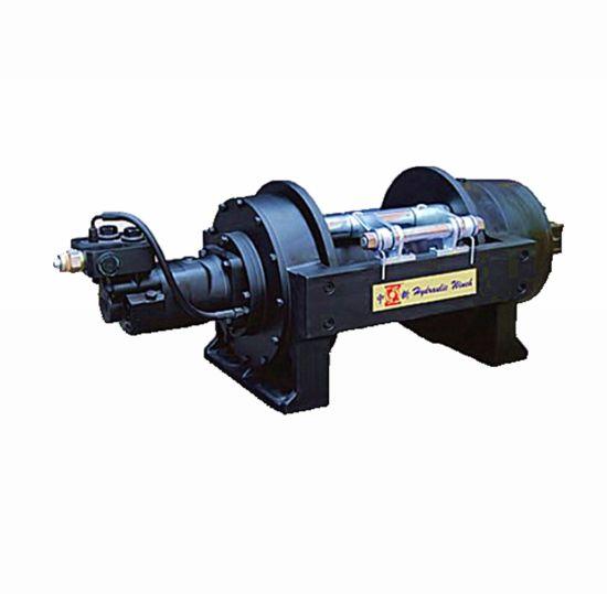 Yjp150 Hydraulic Winch (15 ton / 35000lbs)