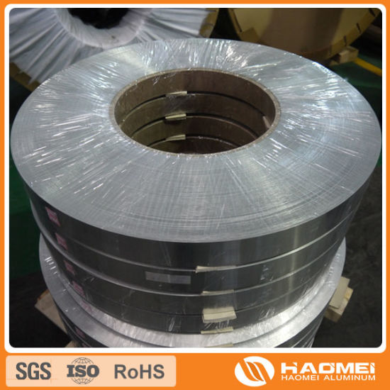 8011 Aluminum/Aluminium Strip for Aluminum Plastic Compound Pipe pictures & photos