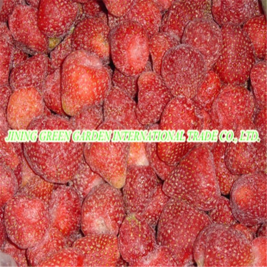 2018 New Crop Wholesale Frozen IQF Fruits Red Fresh Strawberry pictures & photos