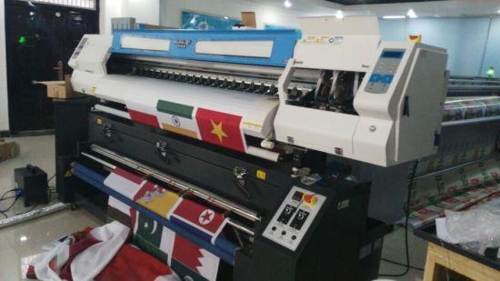 China Digital Fabric Printer/Textile Printer/Banner Flag