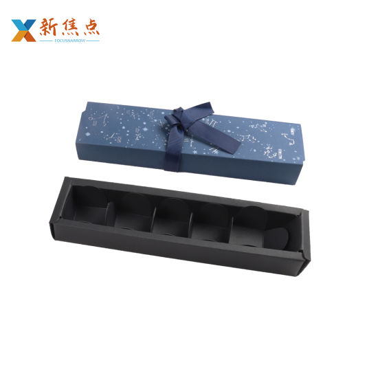Wholesale Custom Chocolate Candy Gift Packaging Paper Box