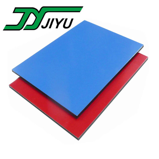 Wholesale ACP Sheet PVDF Aluminum Composite Panel for Decoration
