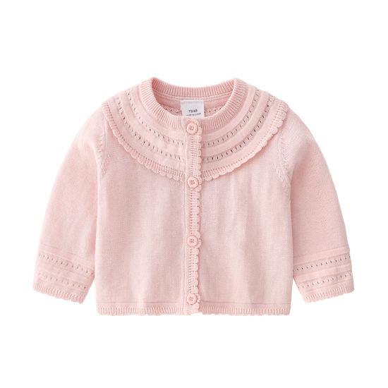 Baby Sweater Shirt Coat Children Sweater Knitted Jacket Baby Clothes
