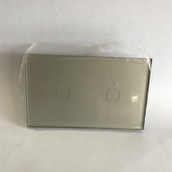 Us Standard Home Hotel Motion Sensor Wall Switch Touch Switch