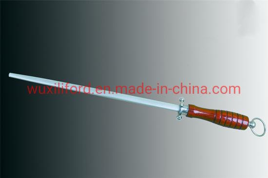 "High Carbon Steel 8"" to 12"" Manual Knife Sharpener"