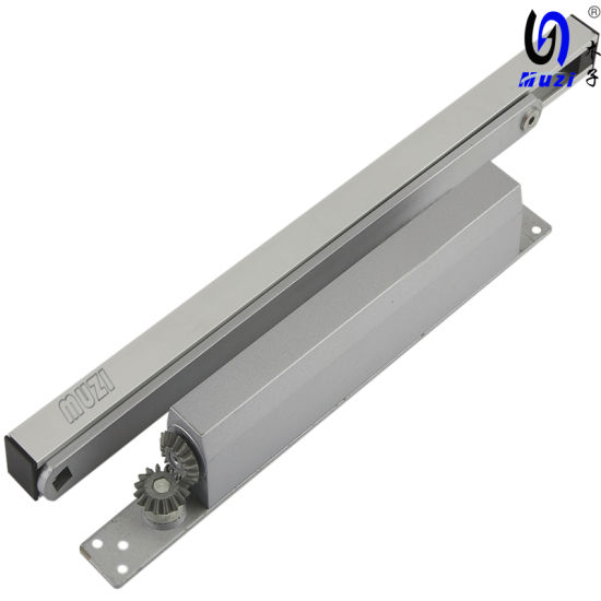 2 Million Cycles Tested Cam Action Iron Casting Concealed Sliding Door Closer for Wooden Door MZ S1102-4
