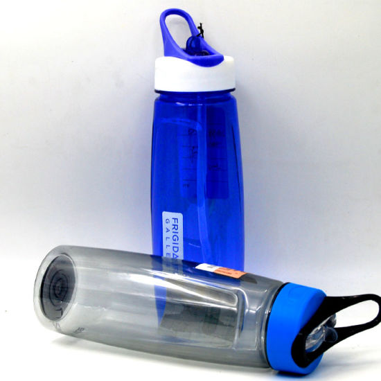 Wholesale Hot Products Custom Logo BPA Free Plastic Tritan Water Bottle with Straw