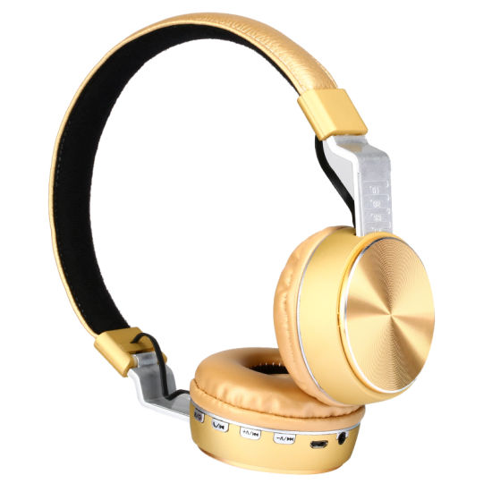 China Over Ear Foldable Noise Cancelling Bluetooth 5 0 Foldable Leather Stereo Sports Wireless Bluetooth Headset With Micrcophone Fg 66 China Wireless Headphone With Microphone And Sports Stereo Wireless Bluetooth Headset Price