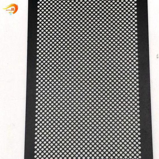 Custom Perforated Metal Sheet Speaker Grill for Loudspeaker Box