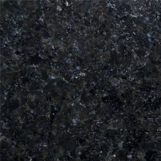 Natural Stone Black Pearl Polished