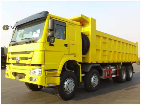 Sinotruk HOWO 12 Wheelers 8X4 Tipper Dump Truck pictures & photos
