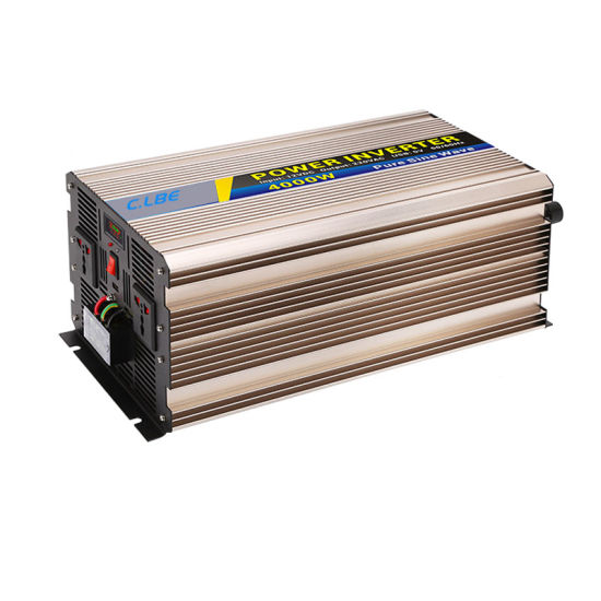 Clb4000A Pure Sine Wave Inverter Smart 4000W