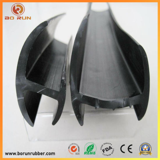 Curtain Wall Seal Strip with Extrusion Rubber
