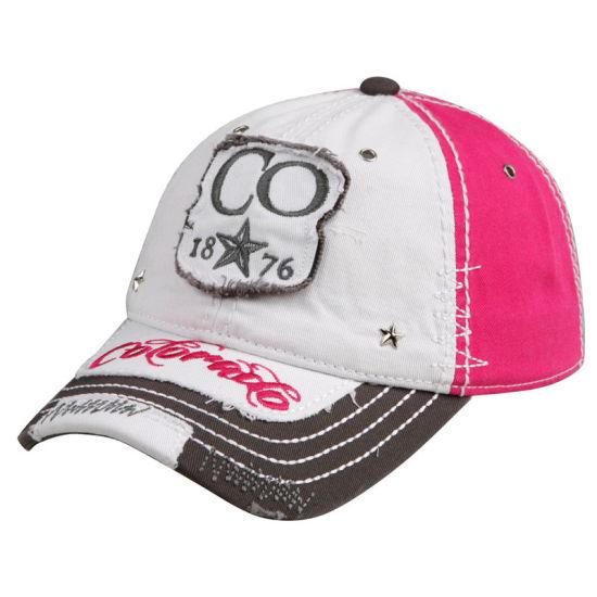 (LFL15007) New Fashion Era Sport Cap with Spandex Sweatband