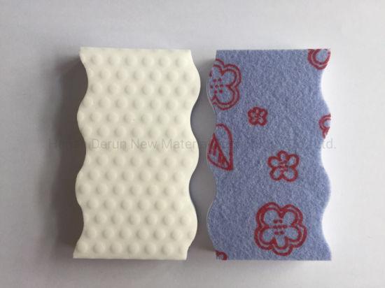 Print White Magic Sponge Cleaning Eraser Foam Melamine Sponge