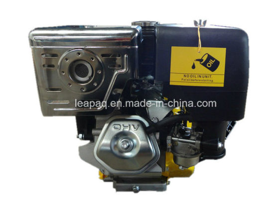 13.0HP 4-Stroke Single Cylinder Ohv Gasoline Engine pictures & photos