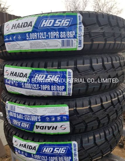 Haida Brand Passenger Car Tyre, PCR Tyre, SUV UHP Winter Tyre (175/70R13 195/70R14 185/70R14) pictures & photos