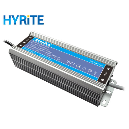 Mini Size Constant Current 350mA 100W Waterproof LED Driver