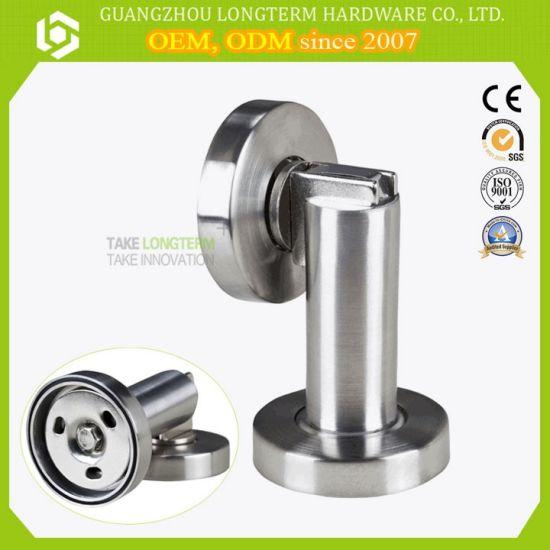 Hot Sale Heavy Duty Stainless Steel Magnetic Door Stopper