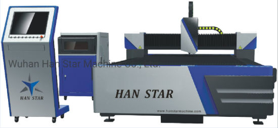 Han Star Ce Standard High Precision Fiber Laser Cutting Machine for Sheet Metal Cutting Industry