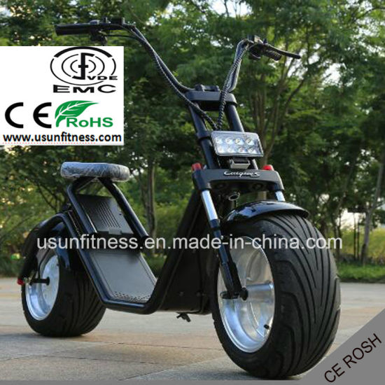 New Design Aluminum City Coco Electric Scooters with Remove Battery