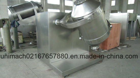 Three Dimensional Pharma Mixing Machine pictures & photos