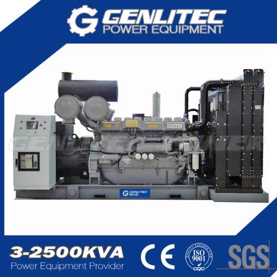 Big Power Generation Perkins Power Diesel Generator 1 MW