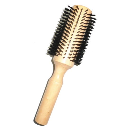 China Different Dimensions Round Blow Dry Brushes Professional Anti Static Roller Hair Brush For Styling And Blow Drying Nylon Boar Bristle Rounder Brush China Hair Brush And Hairbrush Price